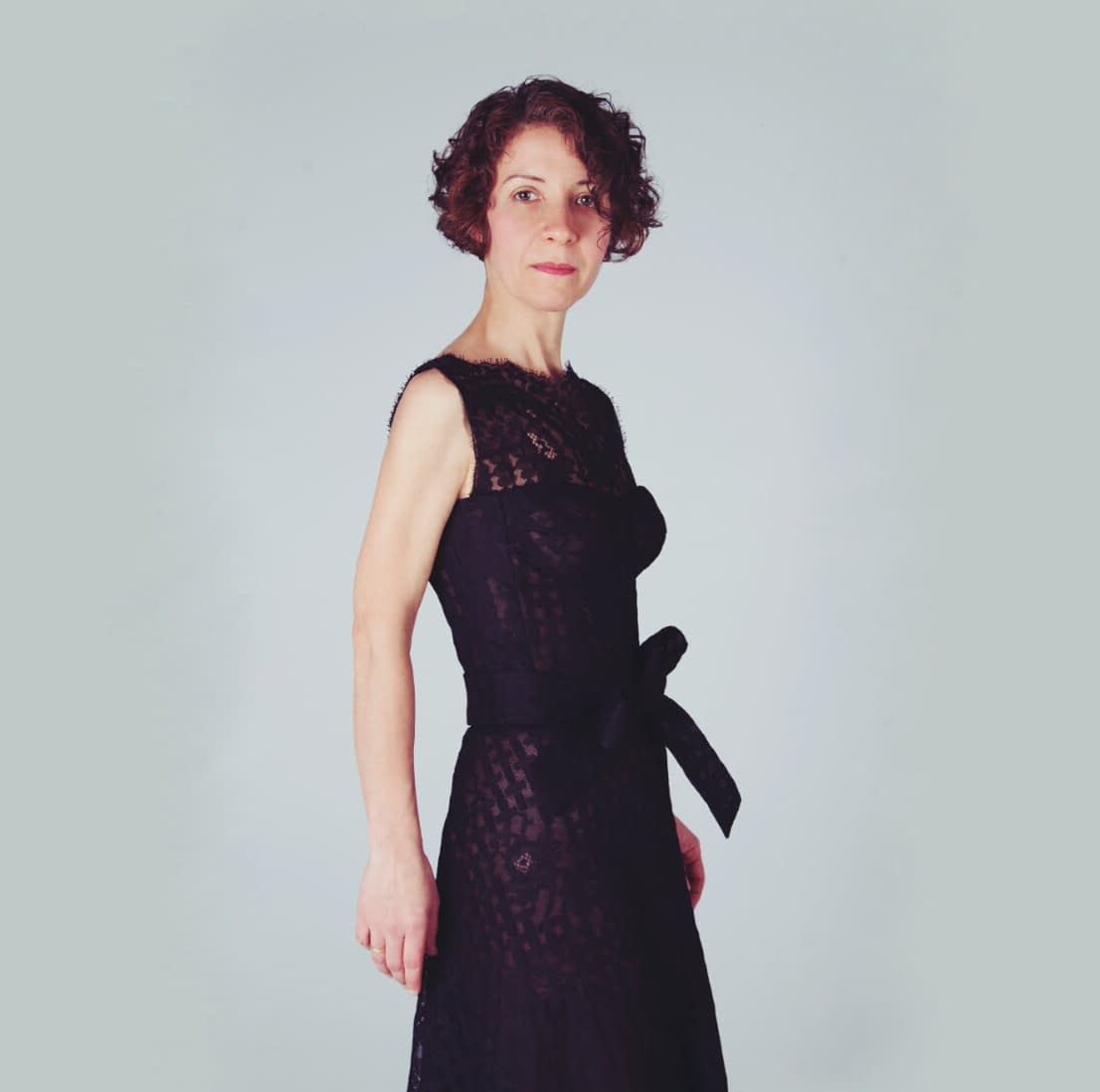 Cristina Saura. Diseñadora de Alta Costura.